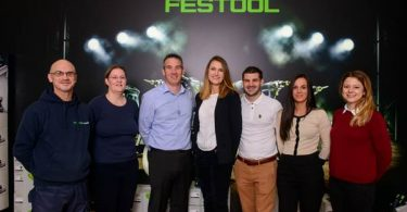 Festool Grows The Team In Preparation For A Busy 2018