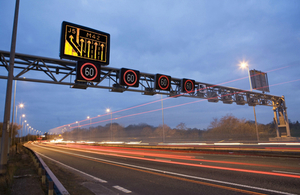 Smart motorways – our current position