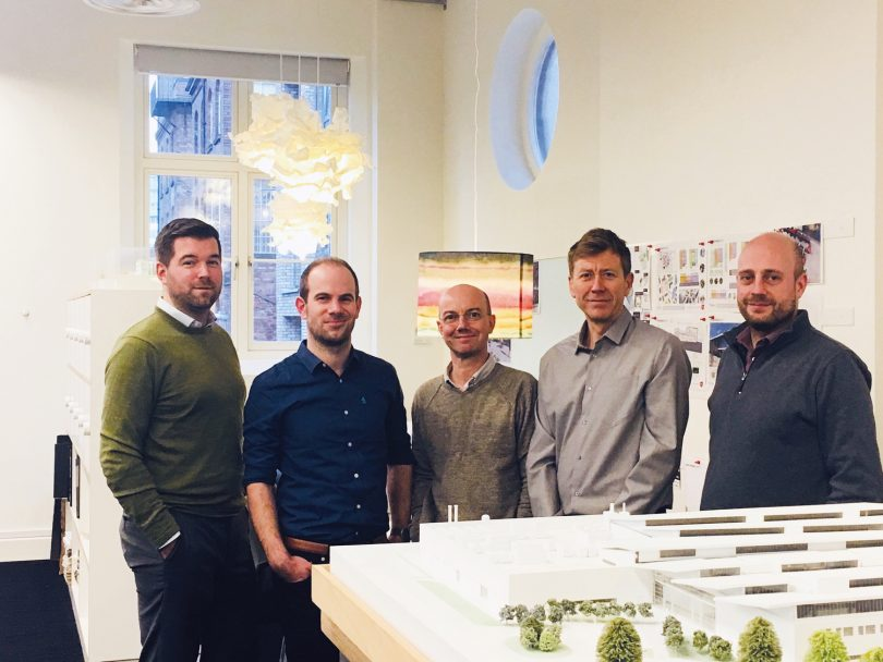 Architect Promotes Four To Associate Director
