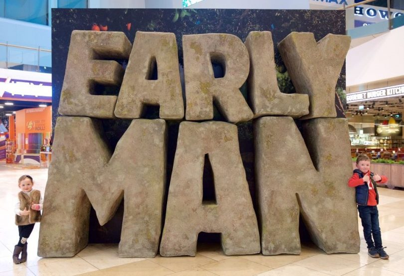 Landsec Brings Aardman's EARLY MAN Into The Modern Age With Portfolio-Wide Partnership