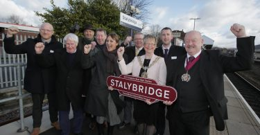 Stalybridge Named Best Large Station