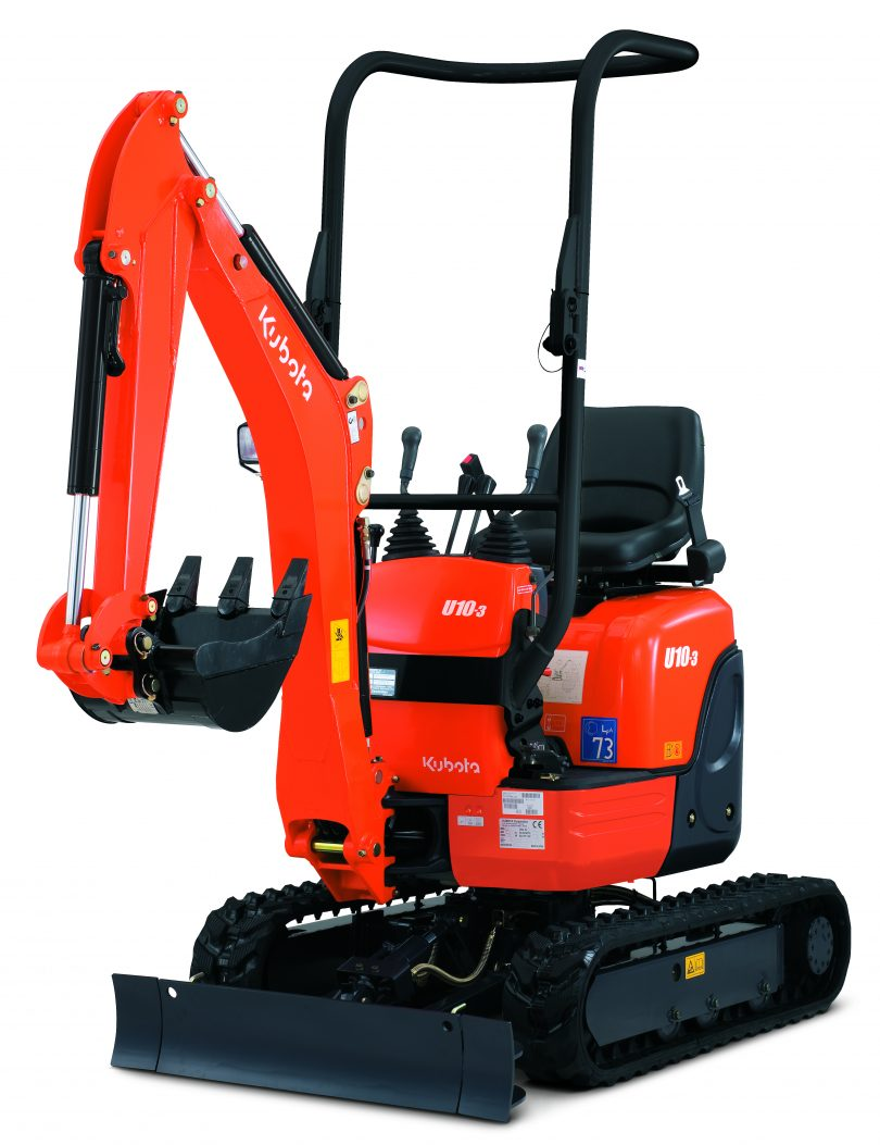 New Business Means New Kubotas For A H Plant Hire