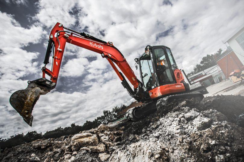 Leading Construction Firm Moves Towards Sustainability With Kubota UK