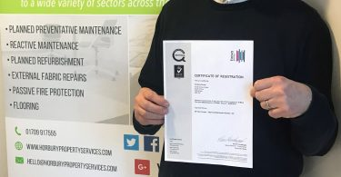 Horbury Property Services' Team Secures Further Accreditations