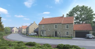 New Luxury Family Homes In Wetherby Now Released By Duchy Homes