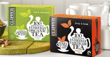 Clipper Teas Aims to Introduce Plastic-Free Tea Bags by Summer 2018