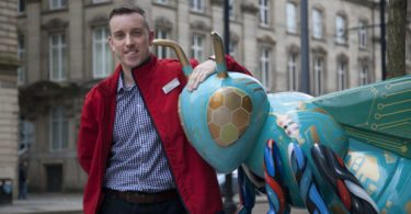 Virgin Trains Buzzing to Support Manchester's Bee in The City