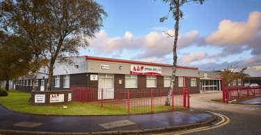 Jobs Saved as A&F Sprinklers Acquires Hall Fire Protection Ltd