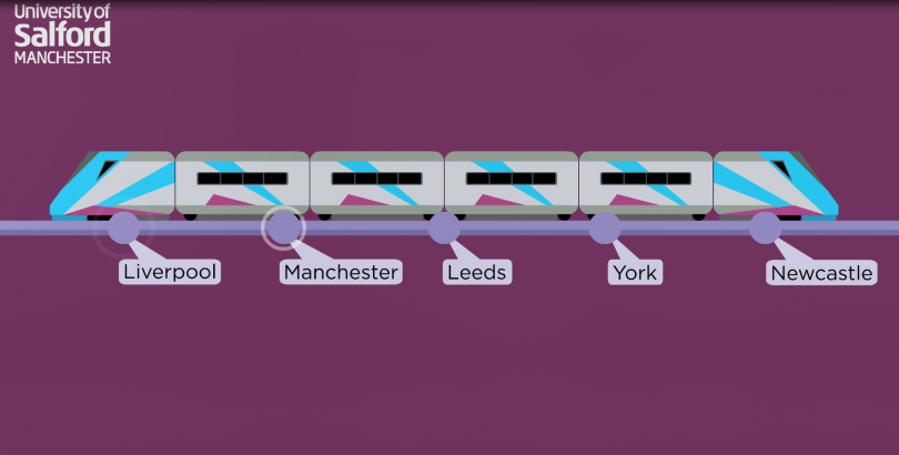 TransPennine Express Supports the Next Generation of Creatives