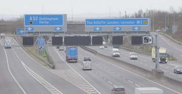 McCann Keeps the Midlands Moving with Essential Works as Part of the M1 Junction 23a-25 Smart Motorway Scheme