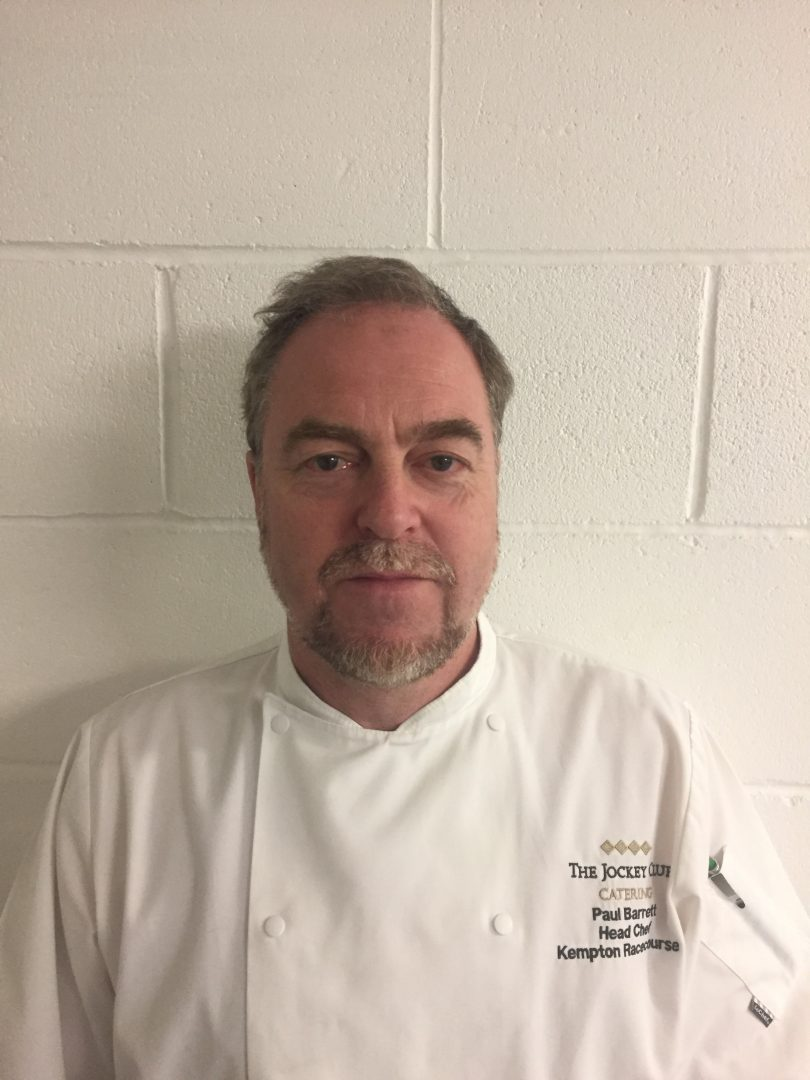 Kempton Park Racecourse Gallops Ahead With New Head Chef