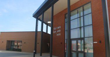 £3.5 Million, Contemporary, Community Centre Completes