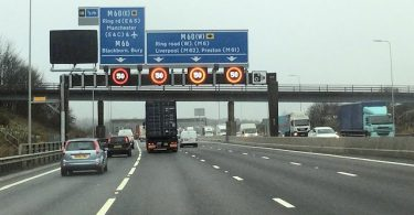 Greater Manchester's First Smart Motorway is Fully-Operational