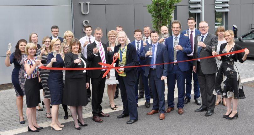 Expanding Financial Management Company Celebrates 25th Anniversary with Move to Prestigious New Office at Exeter Science Park