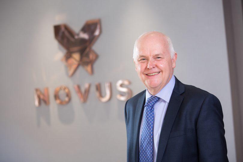 Former IBM Director Joins Novus as New Non-Exec
