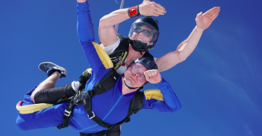 Mercure Tunbridge Wells Hotel General Manager Nathan Ruthven Takes Giant Leap of Faith for Poorly Children