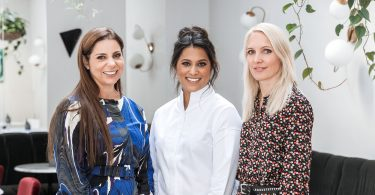 Great British Menu Chef on a Misson to Champion Women in Catering and Food Industry as Part of New AllBright Role