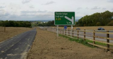Marking 12 Months of the New Tonbridge to Pembury Bypass
