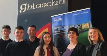 HLM Announces Partnership with Glasgow Gaelic School through Developing the Young Workforce (DYW)