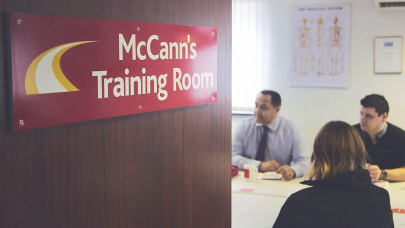 McCann Commits Significant Investment in its Training Organisation to Meet Industry Demand