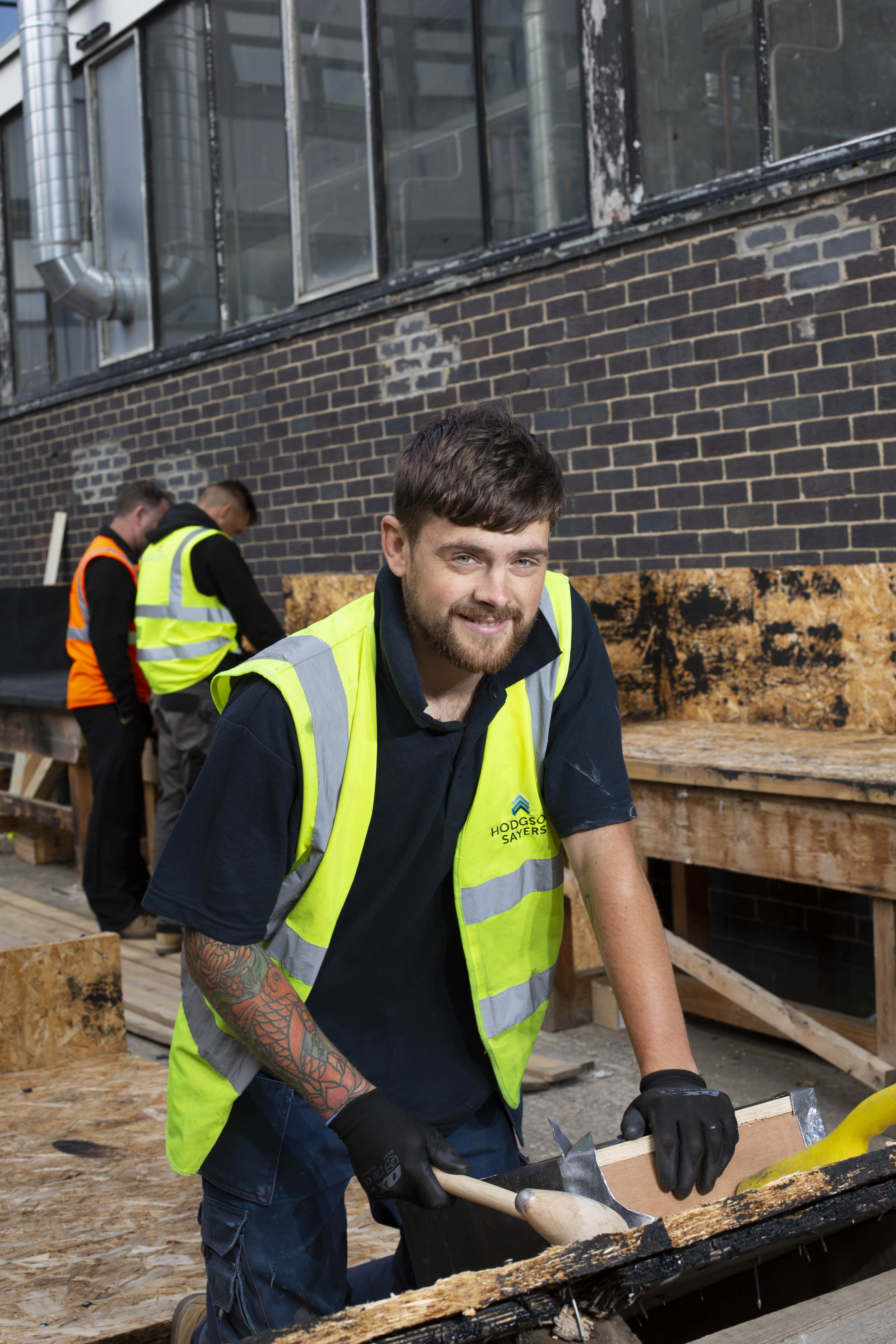Newcastle Roofing Apprentice Aiming To Win At National