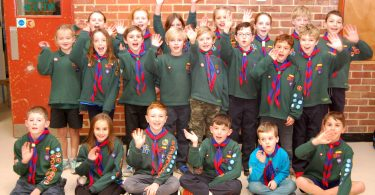 2nd Horsham Scout Group Wins Public Vote to Receive £500 Donation