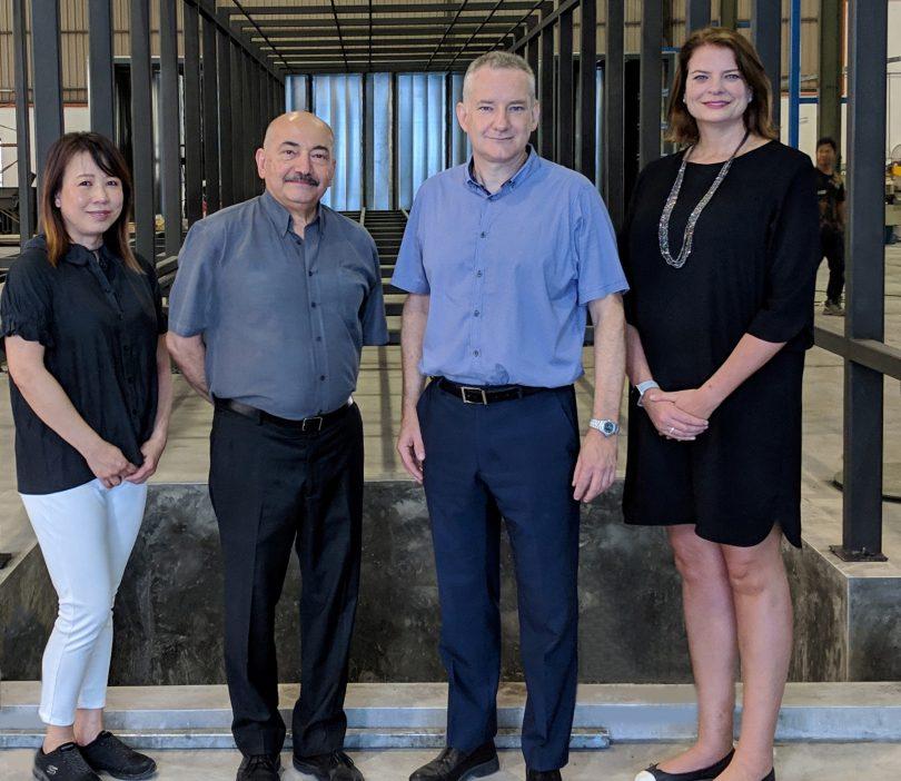 BMT and Fenestra Malaysia to Team inNew 'Venturi Asia' Wind Tunnel Venture