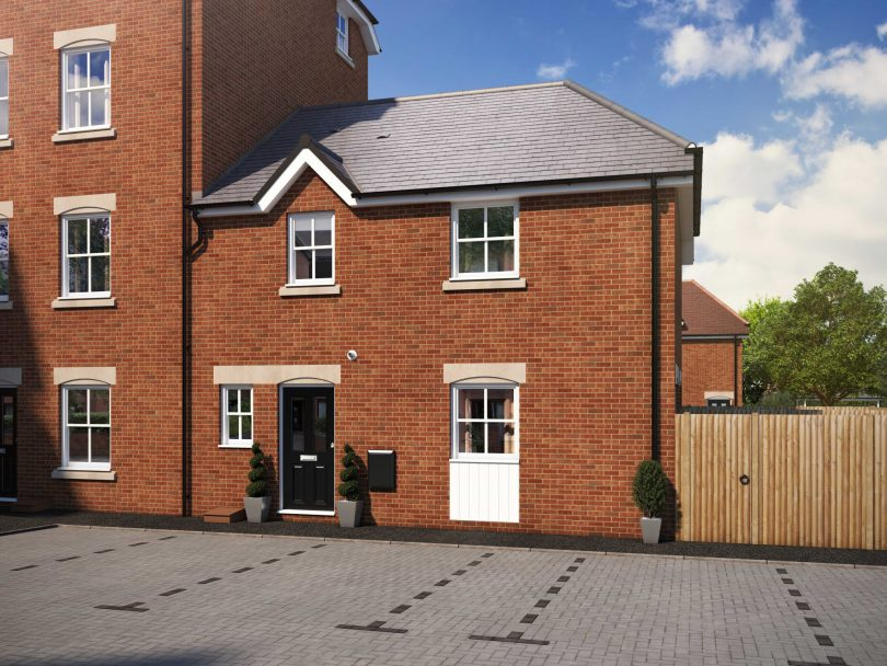 Going Solo at De Montfort Place in Bedford