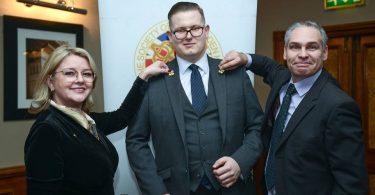 Ashdown Park Hotel Employee Receives Prestigious Concierge Award