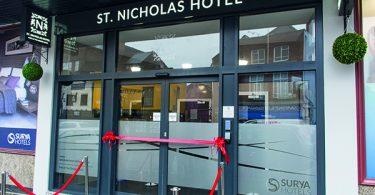 St Nicholas Hotel