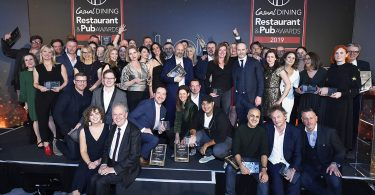 Azzurri Group, wagamama, Oakman Inns & NWTC among the winners of Casual Dining Restaurant & Pub Awards