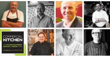CEOs of Jamie's Italian & Las Iguanas Join Commercial Kitchen's Stellar Keynote Line-Up