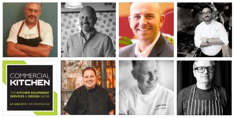 CEOs of Jamie's Italian & Las Iguanas Join Commercial Kitchen's Stellar Keynote Line-Up
