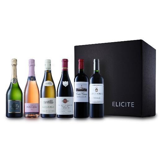 ELICITE NEW FINE WINE ECOMMERCE LAUNCHES