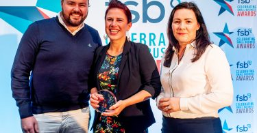 Hornsea Couple's Business Wins Prestigious Award