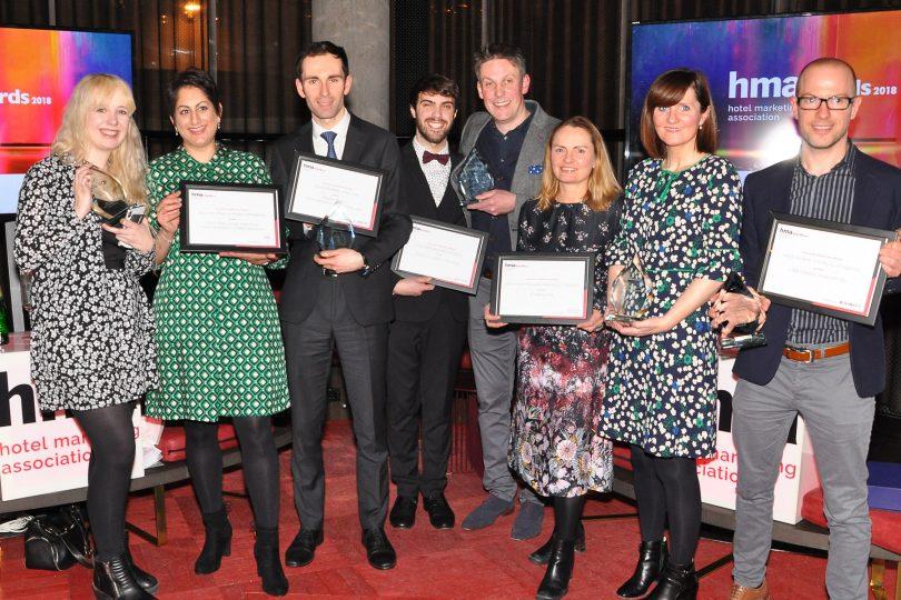 Hotel Marketing Association Awards Shortlist Announced