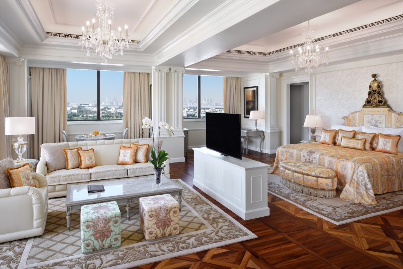 Palazzo Versace Dubai Named Best Product Launch Venue at the Prestigious Star Awards 2019