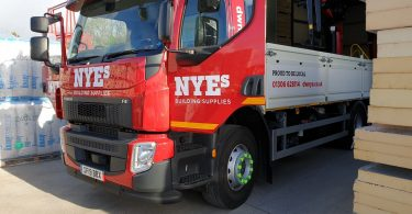 Local Business D.W. Nye Renamed NYEs Building Supplies