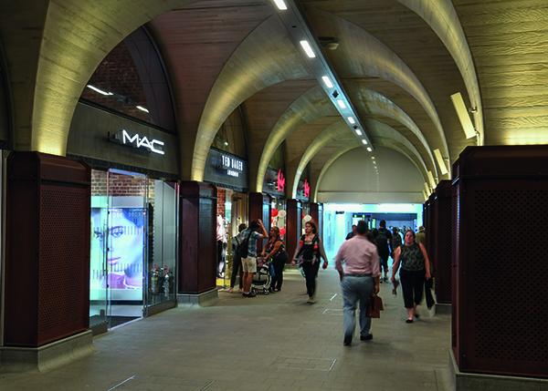 Network Rail & Retail