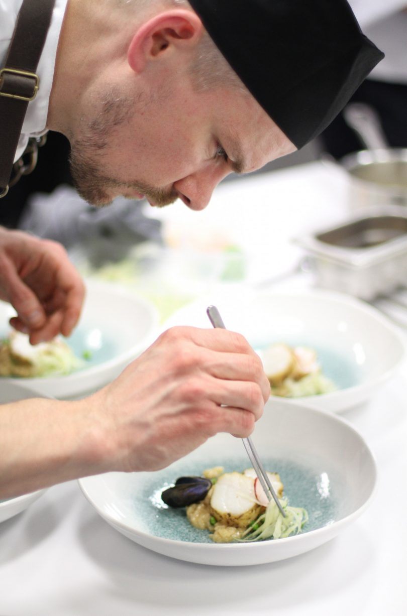Rainer Sarrazin Crowned Winner of European Chef's Cup in London