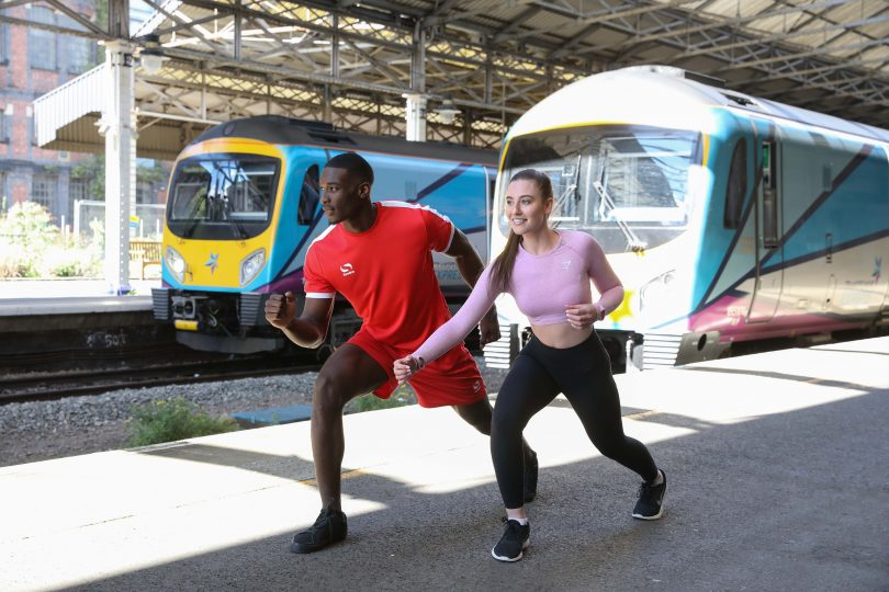 Discounted Rail Travel to Simplyhealth Great Manchester Run and Simplyhealth Great North Run on TransPennine Express Trains