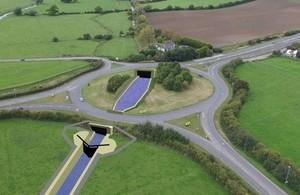 Highways England Pours £4 million into Canal Restoration Scheme