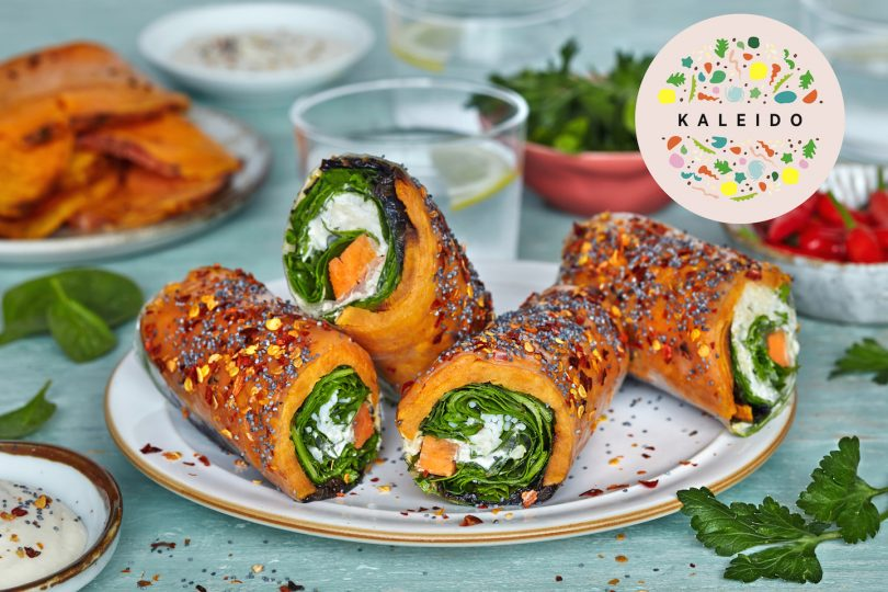 Kaleido: Salads You Eat Like a Sanfwich Launch to Selfridges for Spring/Summer 2019