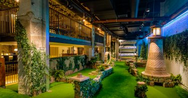 The Original Crazy Golf Club SWINGERS CITY Celebrates its THIRD BIRTHDAY in Style
