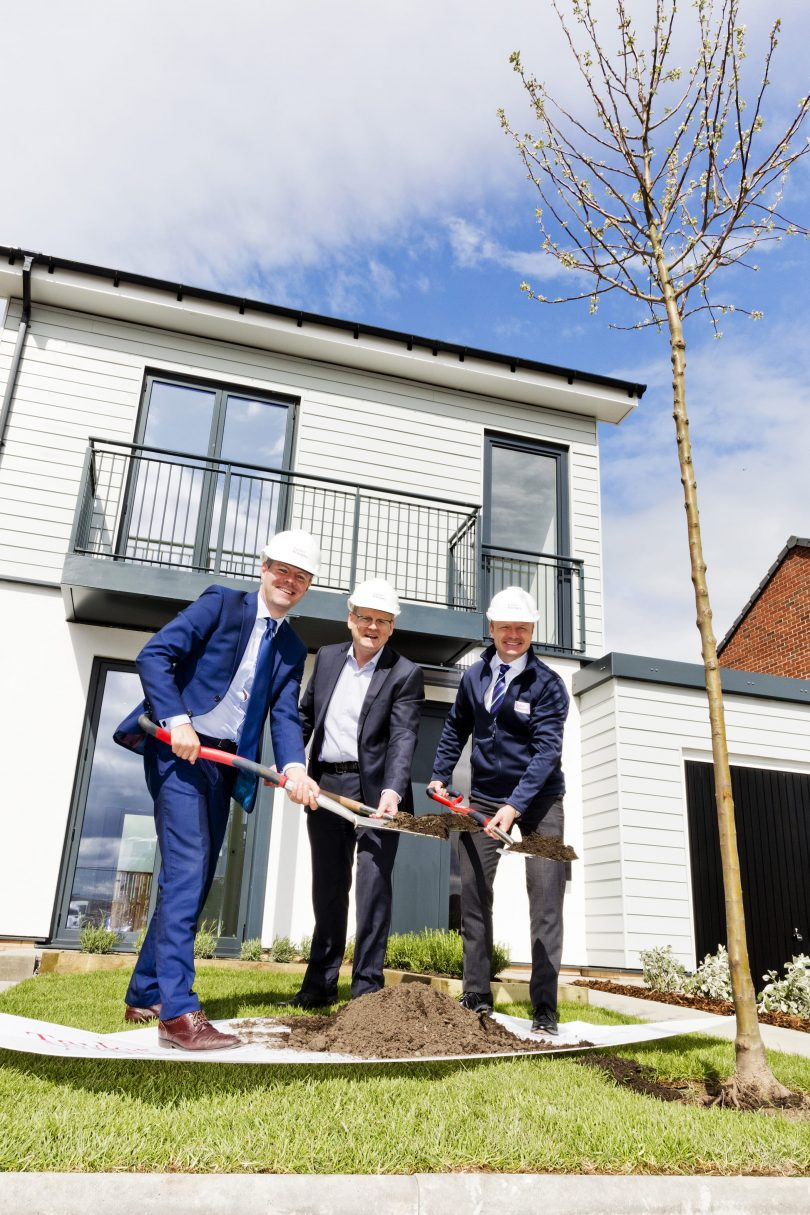 Major Housebuilder Launches Pilot Scheme to Address the Needs of Future Generations