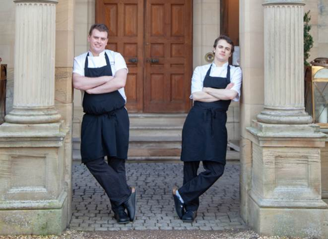 Pale Hall's Head Pastry Chef, Adam Cleal and Commis Pastry Chef, Sam Windall to Compete in the Bake Off: Professionals 2019