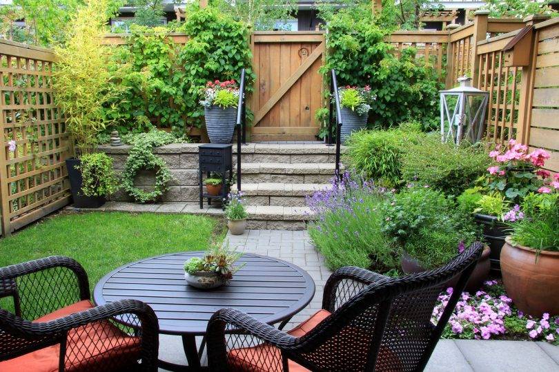 Size Matters: How to Make the Most of Smaller Outdoor Spaces