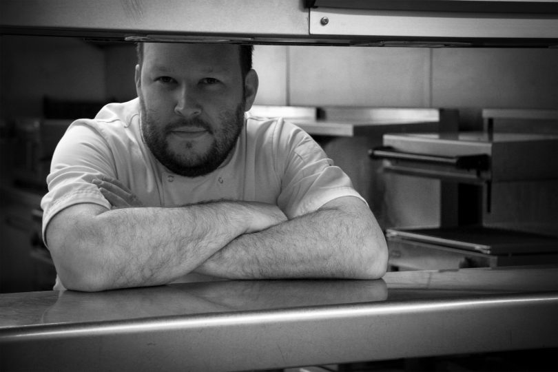 Richard Collingwood Appointed Head Chef of The Lawns Restaurant