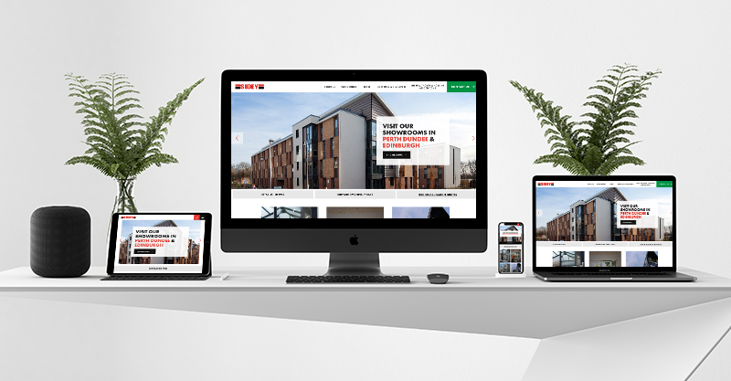Sidey Launch New-Look Website