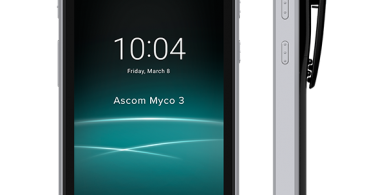 Ascom Launches Myco 3 Smart Phone for Hospitality Workers